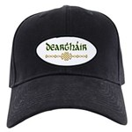 Brother in Gaelic (Knot) Black Cap