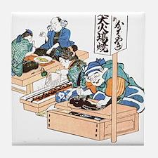 Japanese Market Tile