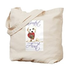 Bichon Aunt Tote Bag