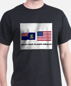 British Virgin Islander American T-Shirt