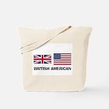 British American Tote Bag