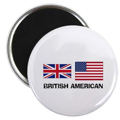 British American Magnet