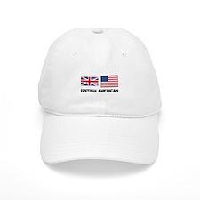 British American Baseball Cap