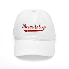 Beardsley (red vintage) Cap