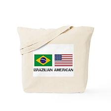 Brazilian American Tote Bag