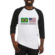 Brazilian American Baseball Jersey