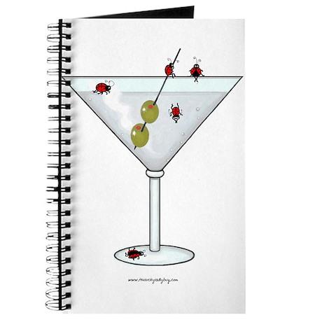 Martini Ladybugs Journal