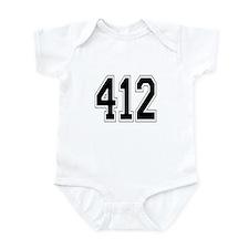 412 Infant Bodysuit