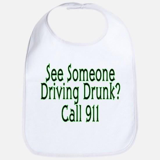 Call 911 Bib