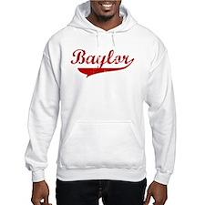 Baylor (red vintage) Jumper Hoody