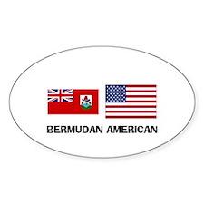 Bermudan American Oval Decal