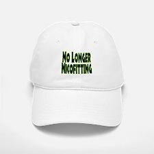 No Longer Nicofitting Baseball Baseball Cap