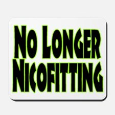 No Longer Nicofitting Mousepad