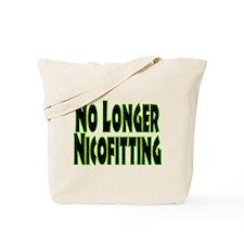 No Longer Nicofitting Tote Bag