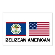 Belizean American Postcards (Package of 8)