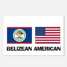 Belizean American Postcards (Package of 8)