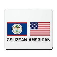 Belizean American Mousepad