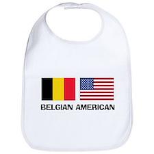 Belgian American Bib