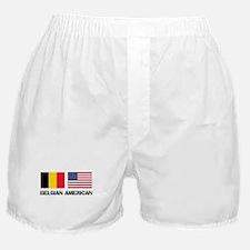 Belgian American Boxer Shorts