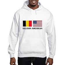 Belgian American Hoodie