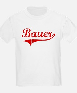 Bauer (red vintage) T-Shirt