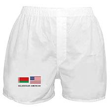 Belarusian American Boxer Shorts