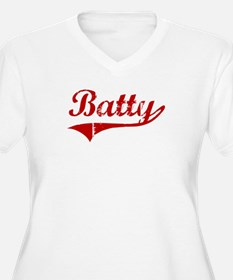 Batty (red vintage) T-Shirt