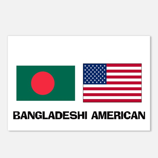 Bangladeshi American Postcards (Package of 8)