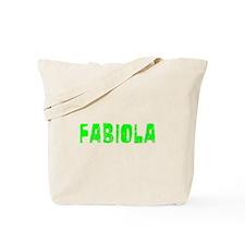 Fabiola Faded (Green) Tote Bag
