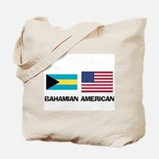 Bahamian American Tote Bag