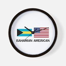 Bahamian American Wall Clock