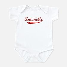 Antonelli (red vintage) Infant Bodysuit