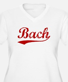 Bach (red vintage) T-Shirt