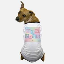 New Baby blocks Dog T-Shirt