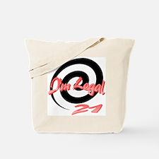 I'm Legal 21 Tote Bag