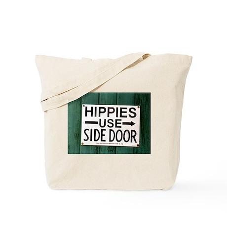 Hippies - Side Door Tote Bag