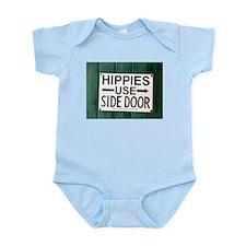 Hippies - Side Door Infant Creeper
