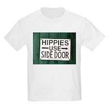 Hippies - Side Door Kids T-Shirt