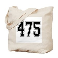 475 Tote Bag