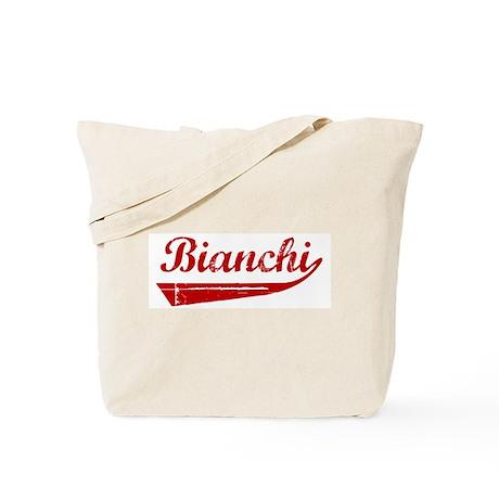 Bianchi (red vintage) Tote Bag