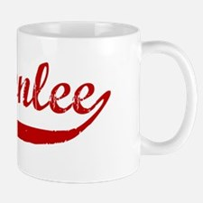 Brownlee (red vintage) Mug