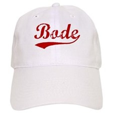Bode (red vintage) Baseball Cap