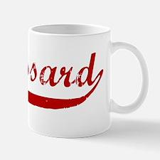 Broussard (red vintage) Mug