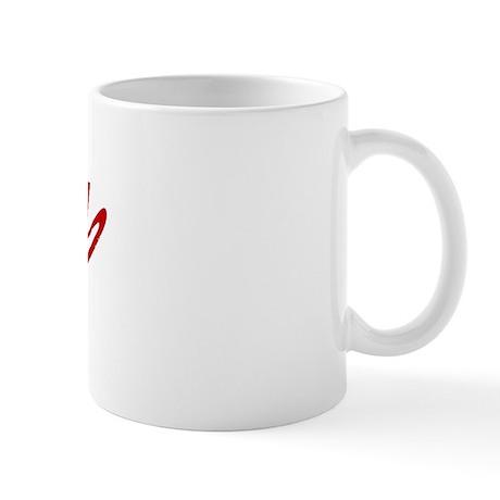 Berry (red vintage) Mug