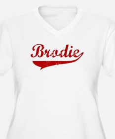Brodie (red vintage) T-Shirt