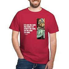 """Aeschylus """"The Oath"""" T-Shirt"""
