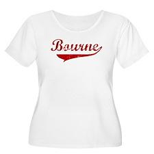 Bourne (red vintage) T-Shirt