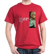"""Aeschylus """"Time"""" T-Shirt"""