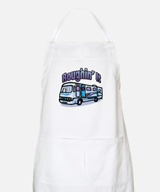 Roughin' it BBQ Apron