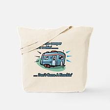 Don't come knockin' Tote Bag